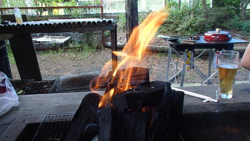 炭に、火をつける方法!