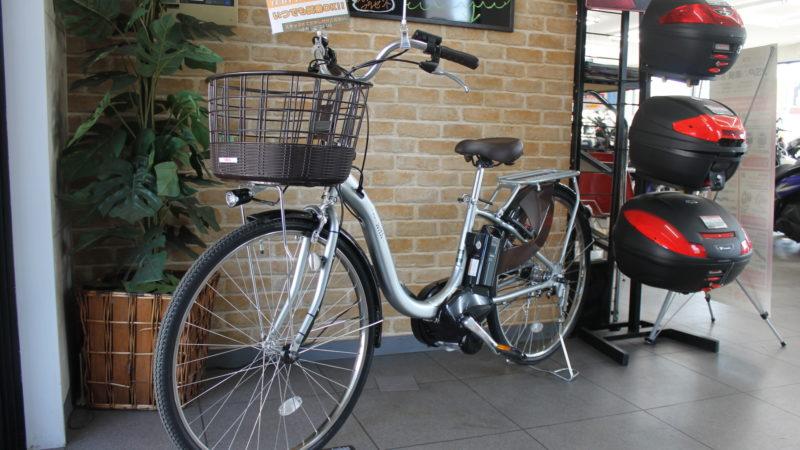 PAS(電動自転車)試乗車 有ります!