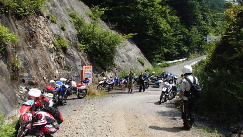 毎年恒例 剣山スーパー林道 中止です!
