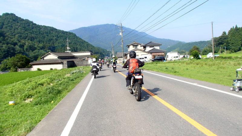 剣山林道一泊ツーリング開催!